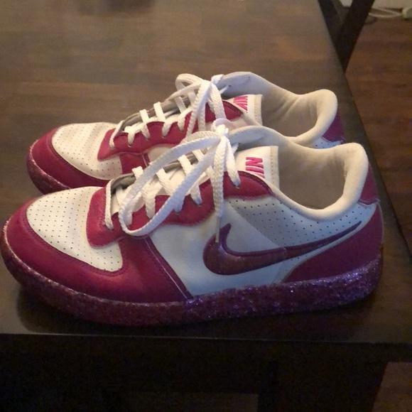... glitter Nike Air Max sneakers! M 5af6c93b3afbbd31e888245b fc1cd5ac97